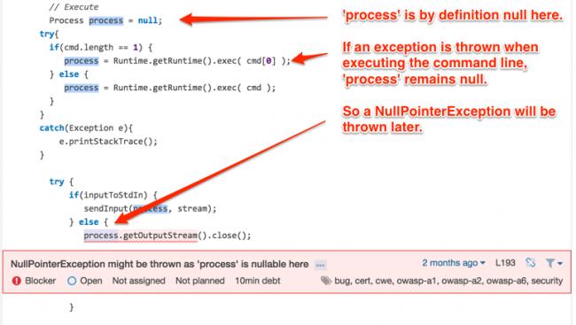 SonarSource Blog » SonarAnalyzer for Java: Tricky Bugs are