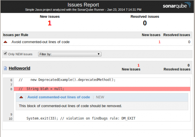 SonarSource Blog » Three options for pre-commit analysis