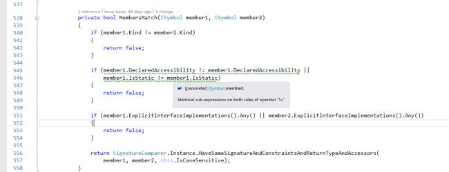 SonarSource Blog » SonarLint brings SonarQube rules to Visual Studio